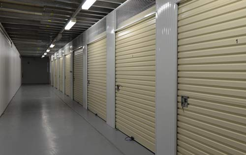 New Clean Storage Spaces to suit home, office or business