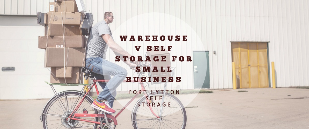 Self Storage Wynnum: Warehouse V Self Storage | Fort Lytton Self Storage